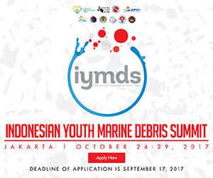 Indonesian Youth Marine Debris Summit 2017