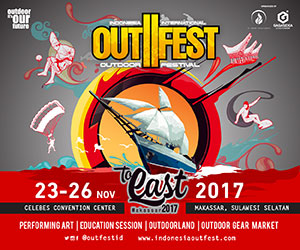 Indonesia International Outdoor Festival 2017