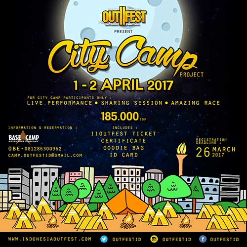 City Camp - IIOutfest