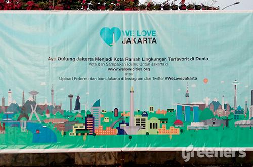 BPLHD Jakarta dan WWF Dukung Jakarta Menjadi Kota Berkelanjutan