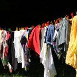pakaian kotor