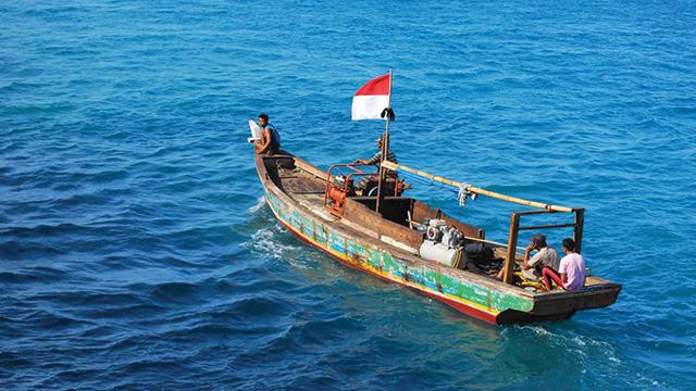 pengawasan laut