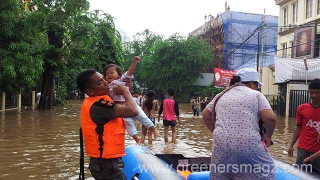 Antisipasi Banjir, DKI Anggarkan Rp582,8 Miliar Untuk Pembebasan Lahan