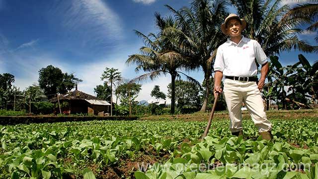 Ishak Tan - Saya Bangga Menjadi Petani!