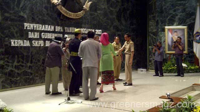 APBD Cair, Jokowi Prioritaskan Tangani Banjir dan Macet