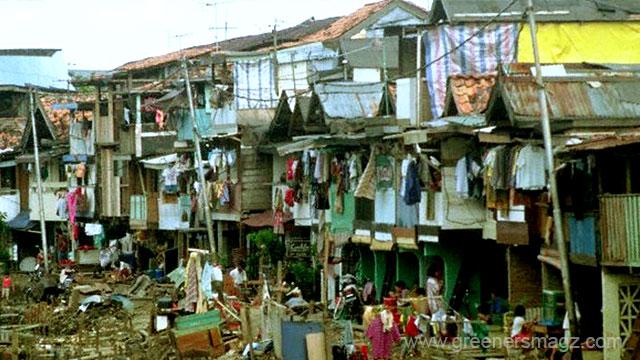 Kawasan Kumuh Jakarta Akan Dijadikan Rusun dan RTH