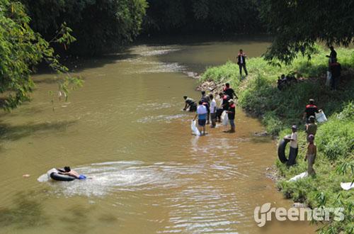 Sungai Ciliwung Foto : Dokumentasi Greeners