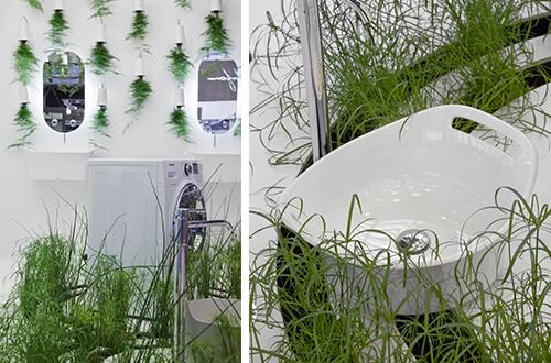 Patrick Nadeau mengubah sistem pengolahan air kotor konvensional dengan memanfaatkan tetumbuhan yang dapat menyaring air. Foto: www.contemporist.com