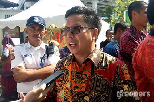 Direktur Jendral Penegakan Hukum Lingkungan Hidup dan Kehutanan, Rasio Ridho Sani. Foto: greeners.co/Danny Kosasih