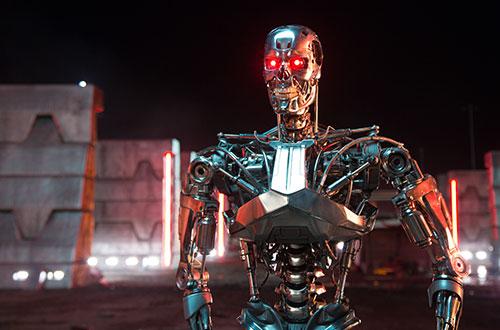 Terminator Genisys. Poster: dok. Paramount Pictures
