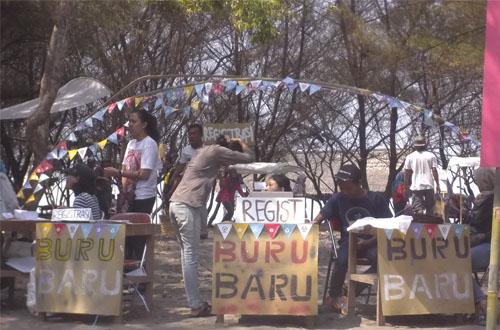 Buru Baru Festival. Foto: greeners.co