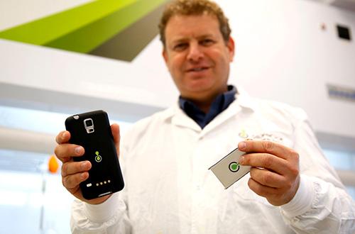 Storedot menggunakan tabung nano, yang diberi nama Nanodots oleh perusahaan, yang mampu menampung listrik dalam jumlah banyak sekaligus. Foto: store-dot.com
