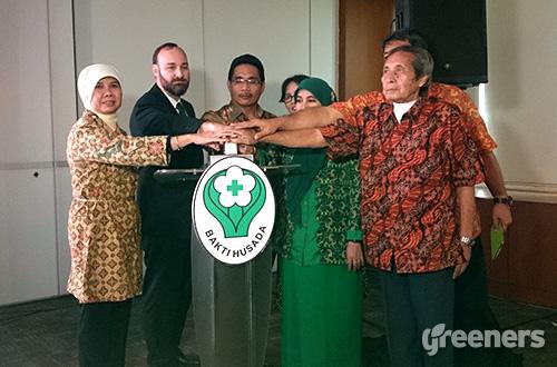 Konferensi Pers Peluncuran Iklan Layanan Masyarakat Pengendalian Tembakau: Rokok itu Murah, Obatnya yang Mahal, Jakarta, Selasa (29/09). Foto: greeners.co/Renty Hutahaean