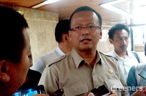 Ketua Komisi IV Dewan Perwakilan Rakyat Republik Indonesia, Edhy Prabowo. Foto: greeners.co/Danny Kosasih