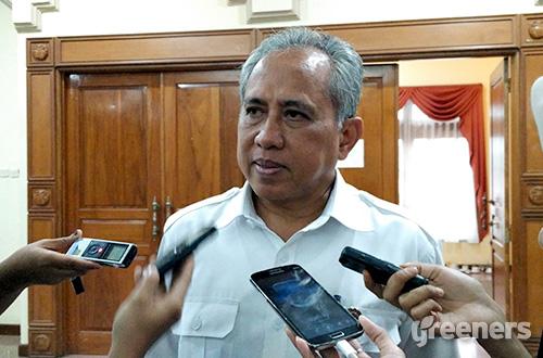 Direktur Utama PT Kereta Api Cepat Indonesia China (KCIC) Hanggoro Budi Wiryawan. Foto: greeners.co/Danny Kosasih