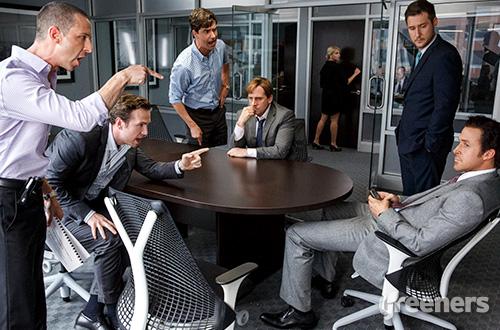 """Salah satu adegan dalam film """"The Big Short"""". Sumber: Paramount Pictures"""