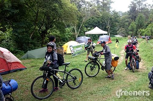 Bikeventure 2016. Foto: greeners.co/Renty Hutahaean