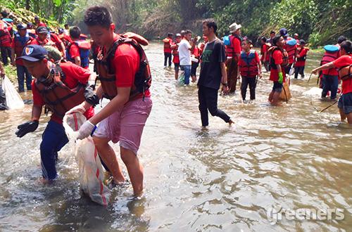 Komunitas Jalagayatri. Foto: dok. Jalagayatri