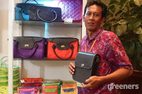 Robertus Junaedi, pendiri label krésékA. Foto: greeners.co/Renty Hutahaean
