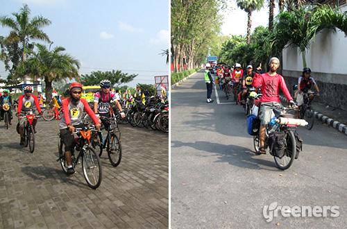 Jambore Nasional Federal III di Kediri, Jawa Timur. Foto: greeners.co/M. Agus Fauzul Hakim