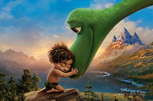The Good Dinosaur. Poster: Disney Pixar