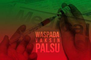 fake vaccines
