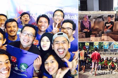 Foto: Bebas Rokok Bandung via instagram