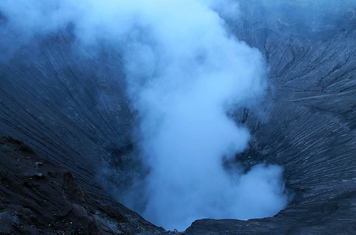 gunung bromo siaga