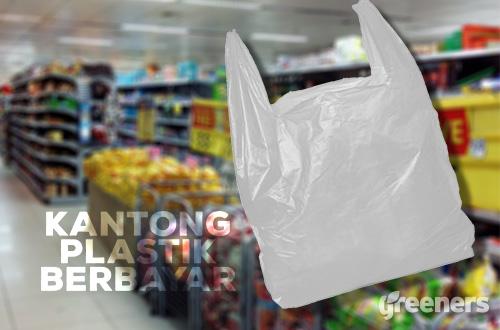 paid plastic bag