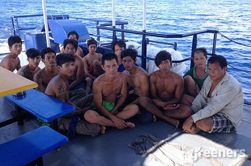 kapal asing ilegal