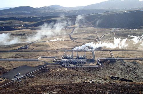 proyek panas bumi