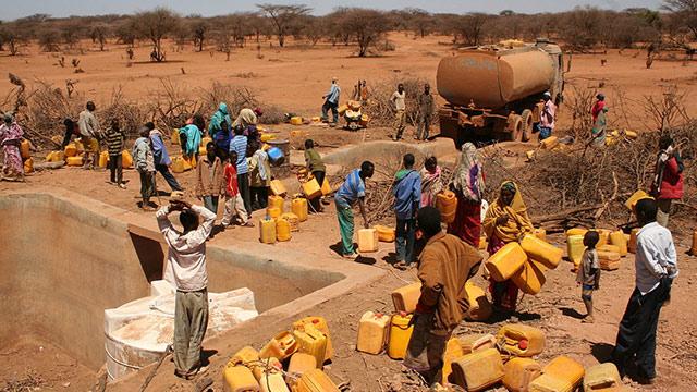 krisis air