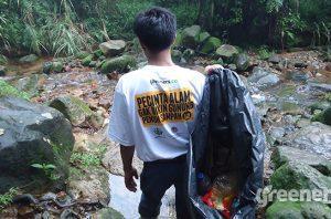 prosedur pendakian bersih sampah