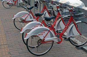 sepeda penyedot polusi
