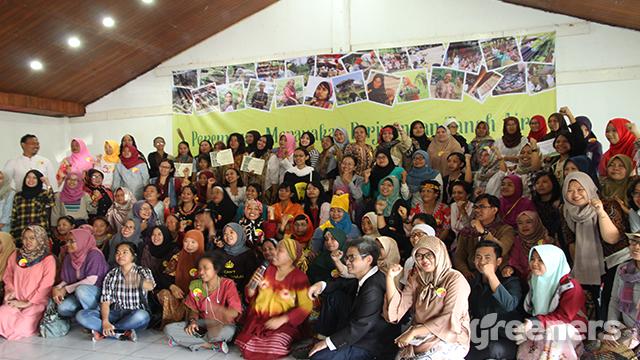 jambore perempuan pejuang tanah air