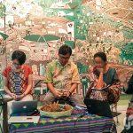 women fighters of indonesia jamboree