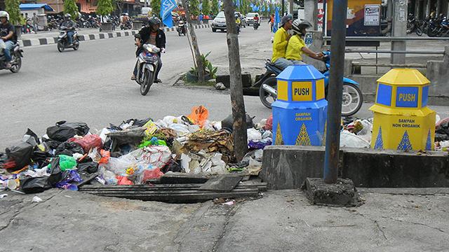 masalah sampah