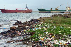 pengelolaan sampah di atas kapal