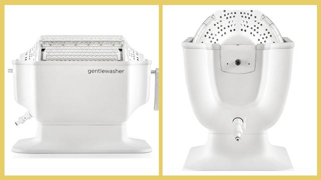 mesin cuci tanpa listrik