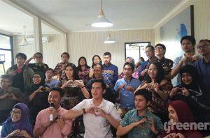 bergerak untuk indonesia bebas sampah