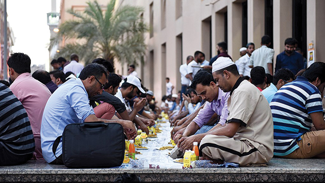eco iftar