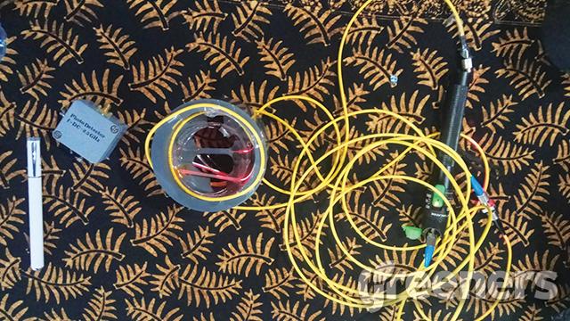 laser tsunami sensor