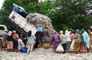 plastic waste importer