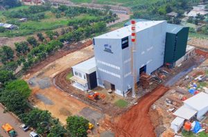 waste-to-energy plant development