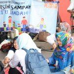 kampanye ramadan bersih sampah