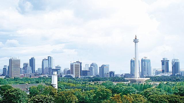 new capital city
