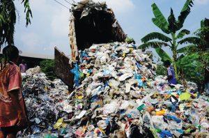 plastic waste import