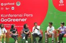 Peluncuran inisatif Gogreener. Foto : GoJek