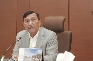 Menteri Koordinator Bidang Kemaritiman Luhut Binsar Pandjaitan. Foto : www.greeners.co/Dewi Purningsih
