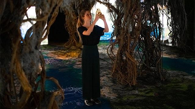 Arcadia Earth, Instalasi Seni Lingkungan yang sangat Menakjubkan